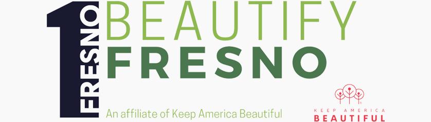 Beautify Fresno Logo