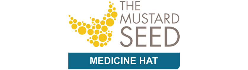 The Mustard Seed Medicine Hat Logo