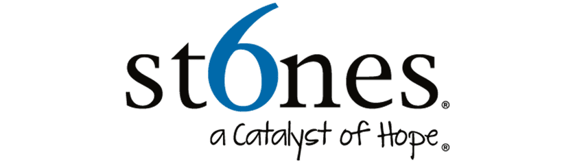 6 Stones Mission Network Logo