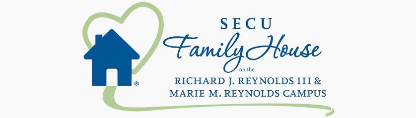 SECU Family House of Winston-Salem Logo
