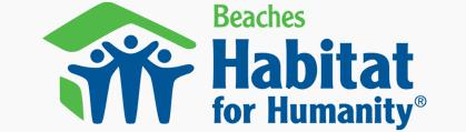 Beaches Habitat for Humanity, Inc. Logo