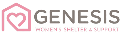 Genesis Women's Shelter and Support Logo