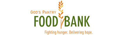 God's Pantry Food Bank Logo