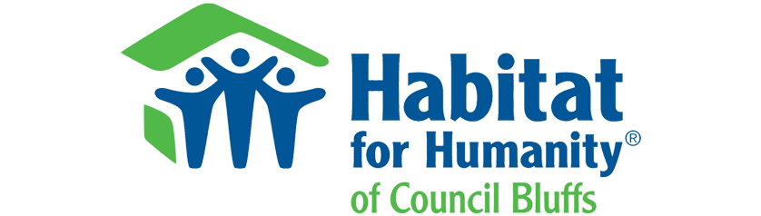 Habitat for Humanity of Council Bluffs Logo
