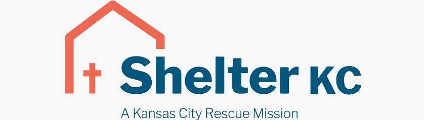 Shelter KC: A Kansas City Rescue Mission Logo