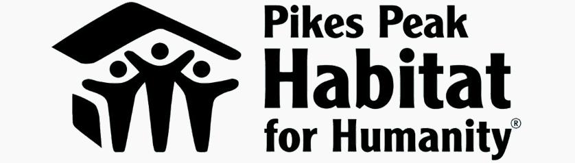 Pikes Peak Habitat for Humanity Logo
