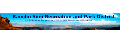 Rancho Simi Recreation and Park District Logo