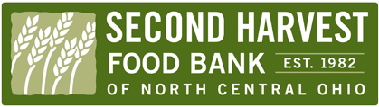 Second Harvest Food Bank of North Central Ohio Logo