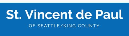 St. Vincent de Paul Council of Seattle/King County Logo