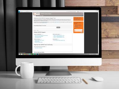 Volunteer Management Software Support